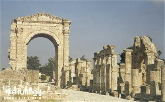 Historic Sites Sur Tyre Tourism Visit Lebanon