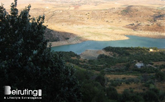 Historic Sites Beqaa Litani River Tourism Visit Lebanon
