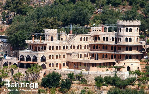 Museums Shouf Mousa Castle Tourism Visit Lebanon