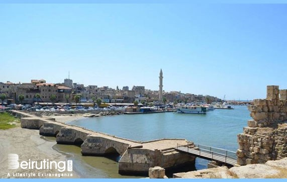 Historic Sites Sidon Saida Tourism Visit Lebanon