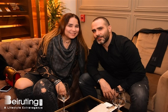 Casino du Liban Jounieh Nightlife Lea & Stephanie at La Martingale Lebanon