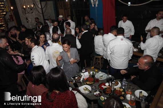 La Mezcaleria Beirut Beirut-Downtown Nightlife Nestle White Jacket Event-Horeca 2019 Lebanon