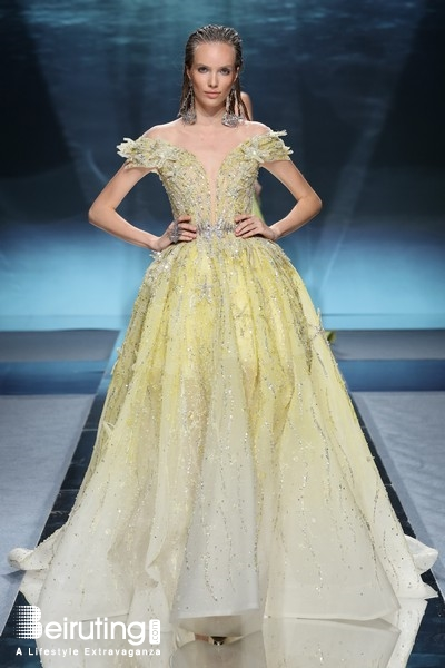 Fashion Show Ziad Nakad Couture SS2020 Collection Lebanon