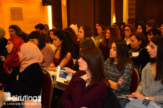 Activities Beirut Suburb Exhibition First Abal Conference at Imperial Suites Hotel  Lebanon