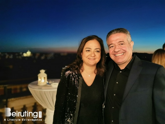 Around the World Wedding Pre Wedding Celebration of Abdo & Maria at Marriott Grand Hotel Flora Lebanon