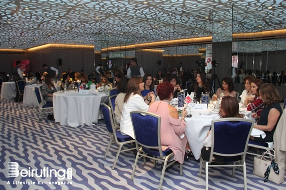 Le Gray Beirut  Beirut-Downtown Social Event Alfa Media Mother's Day Lebanon
