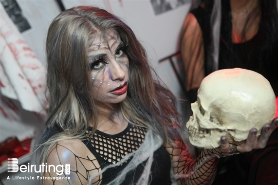 Amethyste-Phoenicia Beirut-Downtown Nightlife Halloween at Amethyste Lebanon