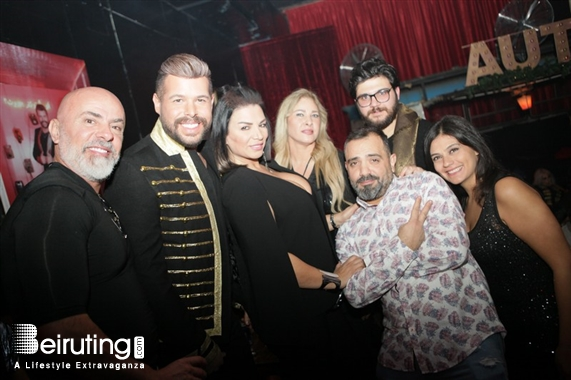 Nightlife Ahmad's Birthday at Autocar Beirut Lebanon