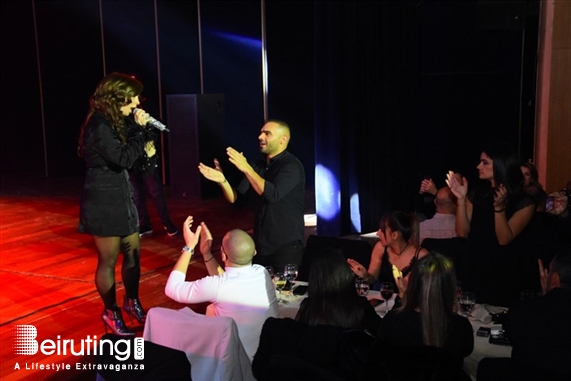 Casino du Liban Jounieh Nightlife End of Year Celebration with Aziza Lebanon
