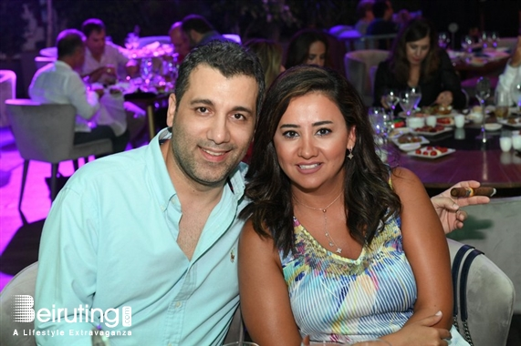 Casino du Liban Jounieh Nightlife Aziza at La Martingale Terrace Lebanon
