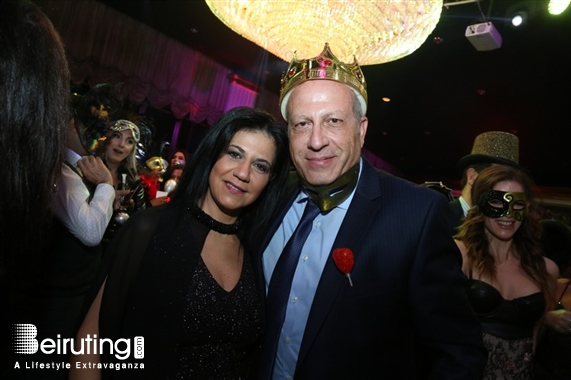 Le Royal Dbayeh Nightlife New Year's Eve at Azurea  Lebanon