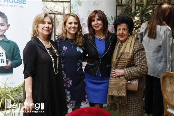 Social Event Bassma Mothers Day Brunch Lebanon