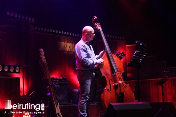 MusicHall Beirut-Downtown Concert BEIRUT SPEAKS JAZZ Third Edition Lebanon