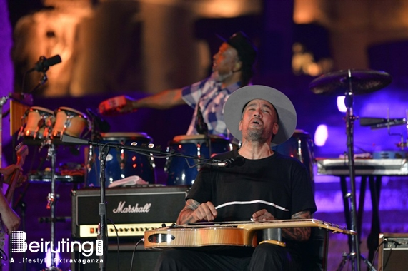 Baalback Festival Festival Ben Harper & The Innocent Criminals Lebanon