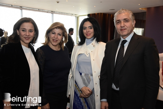 Eau De Vie-Phoenicia Beirut-Downtown Social Event 15 Years Brave Press Conference Lebanon