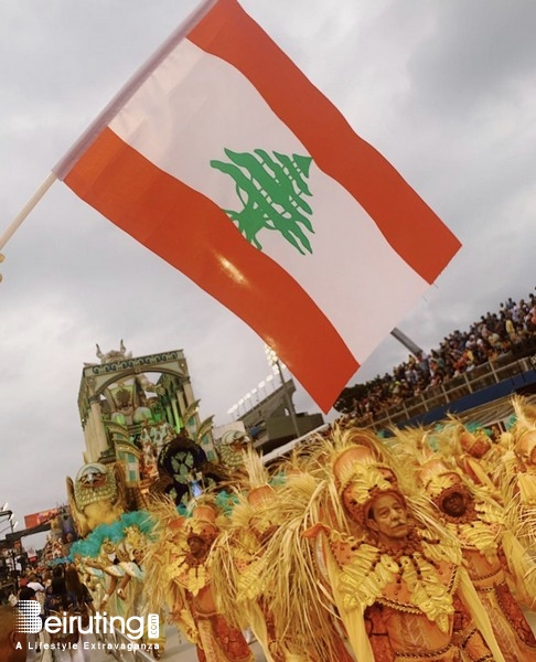 Outdoor Lebanon at Brazilian Carnival 2020 Lebanon