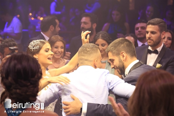 Casino du Liban Jounieh Wedding Wedding of Charbel Makhlouf & Yara Kalyoussef-Cocktail Part1 Lebanon