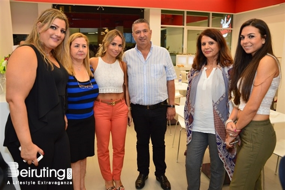 Chicky's Restaurant Hazmieh Social Event Opening of Chicky's Restaurant Part 1 Lebanon