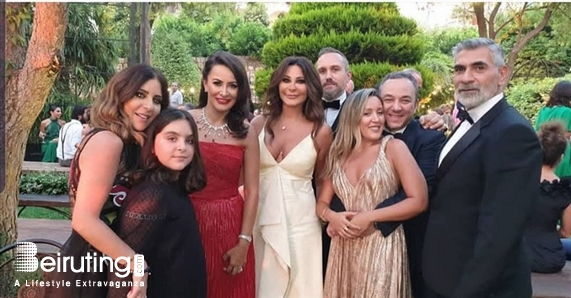 Wedding Wedding of Elie Saab Jr. and Christina Mourad Lebanon