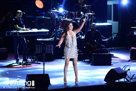 Beirut Waterfront Beirut-Downtown Concert Elissa at Beirut Holidays Lebanon