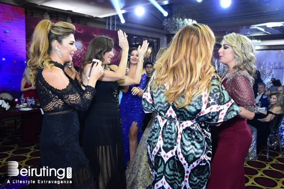 Coral Beach Beirut-Downtown Social Event Mireille Hayek's Birthday Party Lebanon