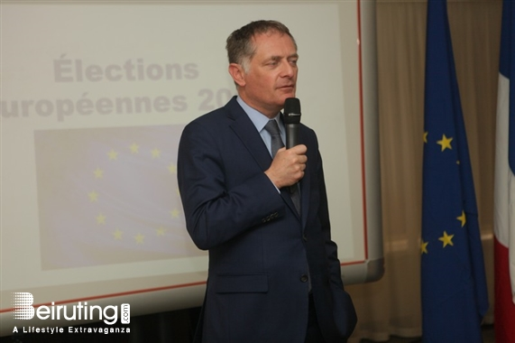 Radisson Blu Martinez Beirut-Downtown European Elections LR campaign launched in Beirut Lebanon