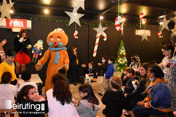 Festival Gingerbread holiday party  Lebanon