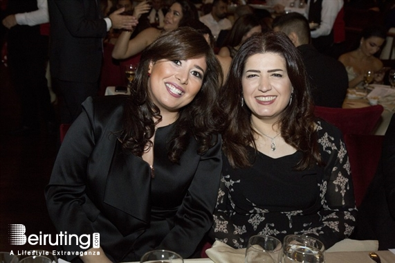 Casino du Liban Jounieh Social Event DiaLeb's 8th Annual Fundraising Gala Dinner Lebanon