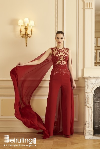Fashion Show Georges Hobeika's Fall-Winter 2020-21 collection Lebanon