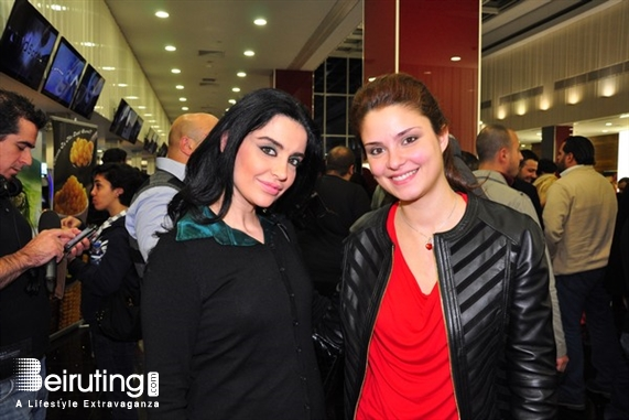 ABC Dbayeh Dbayeh University Event Grand Screening Lebanon