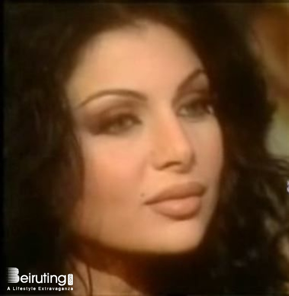 Social Event Haifa Wehbe Old Photos Lebanon