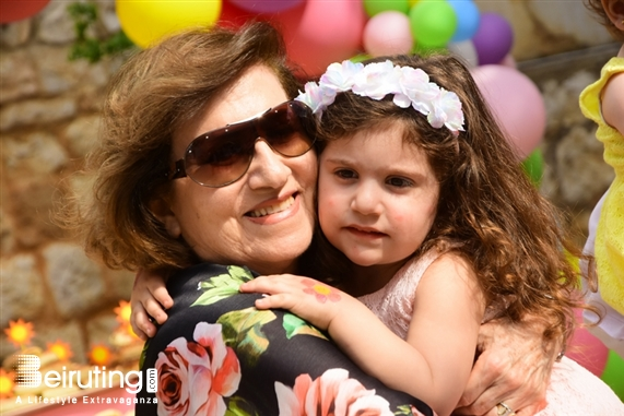 Kids Happy Birthday Emma and Anna Metni  Lebanon