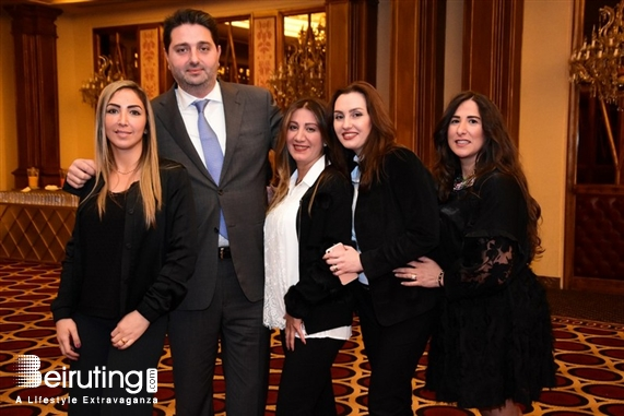 Coral Beach Beirut-Downtown Social Event S&P Ventilation Solutions & Carpark Ventilation Seminar Lebanon