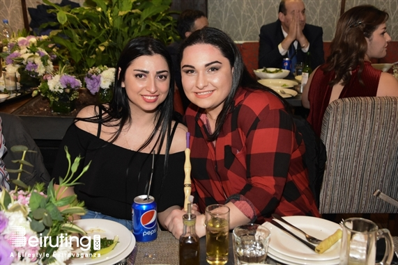 Bou Melhem Sin El Fil Social Event Hilton Team members Annual Dinner Party Lebanon