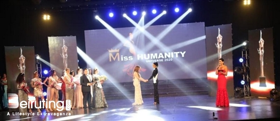 Casino du Liban Jounieh Nightlife Beirut Golden Awards organized Miss Humanity BGA Ambassador Lebanon