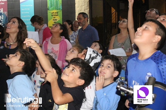 Activities Beirut Suburb Social Event World Space Week Lebanon Lebanon
