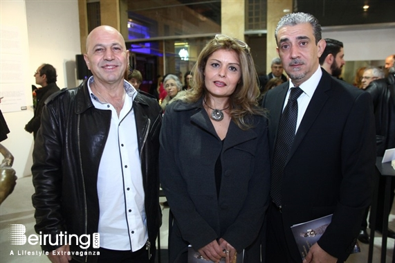 Beirut Souks Beirut-Downtown Social Event Projection D'un Autre Monde Exhibition Lebanon