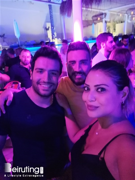 La Taiga Batroun Nightlife Majd Moussally at La Taiga-Selfies Taken by Huawei nova 3i Lebanon