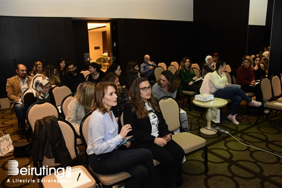 Gefinor Rotana Beirut-Hamra Social Event In Your Shoes - Parents Support Group Lebanon