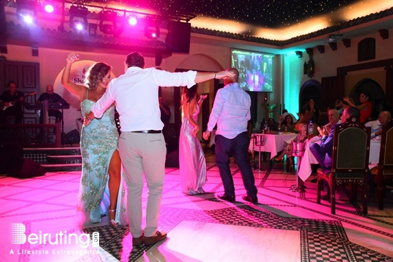 Diwan Shahrayar-Le Royal Dbayeh Nightlife Jacob & Reve Pre Wedding Party Lebanon
