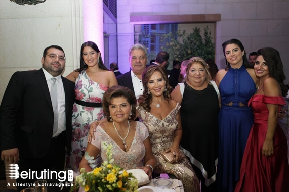 Grand Hills  Broumana Wedding Wedding of Steffy Bakhos and Roy Janho  Lebanon