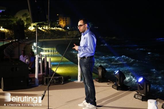 Kalani Resort Jbeil Social Event Longwing Butterfly Association Dinner Lebanon