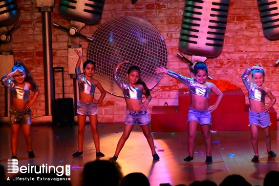 Activities Beirut Suburb Kids Dancing Queen un hommage a Abba by Kazadoo Lebanon