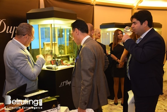Kempinski Summerland Hotel  Damour Social Event Cigar Night at Kempinski Summerland Hotel Lebanon