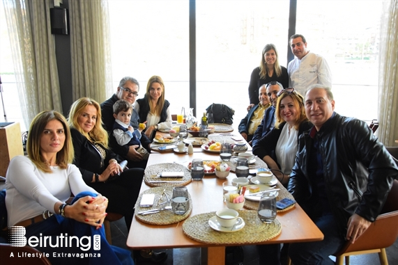 Kempinski Summerland Hotel  Damour Social Event Sunday Brunch at Kempinski Summerland Lebanon