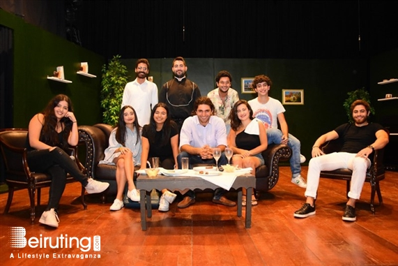 Activities Beirut Suburb Social Event Perfect Strangers play at LAU Lebanon