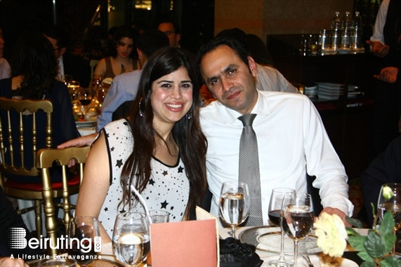 Le Maillon Beirut-Ashrafieh University Event LAU Medical Students Association Gala Diner Lebanon