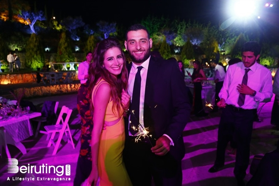 Les Talus Beirut Suburb University Event LAU Graduation Party Lebanon