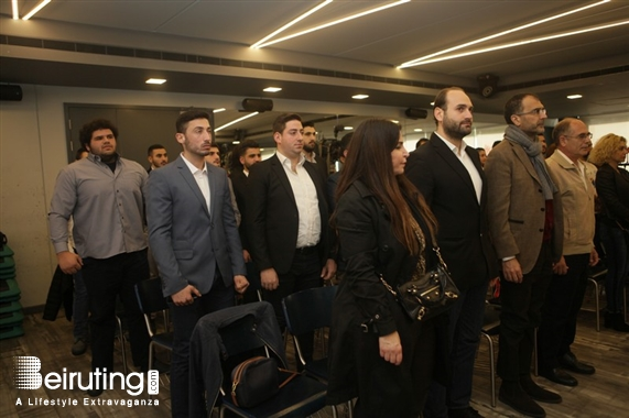 Activities Beirut Suburb Social Event Press Conference - LAW National Team  Lebanon
