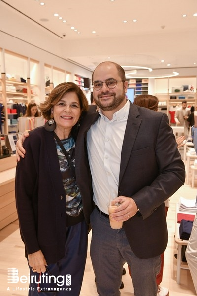 Beirut Souks Beirut-Downtown Store Opening  Lacoste Brings In Its New Global Retail Concept To Beirut Souks Lebanon